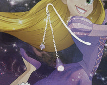 Rapunzel Charm Bookmark