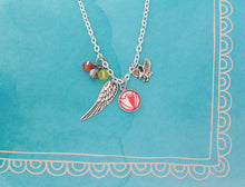 Sam Wilson Falcon Charm Necklace