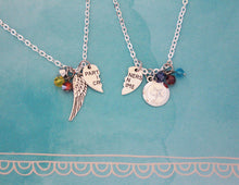 Sam and Steve Best Friends Necklace Set