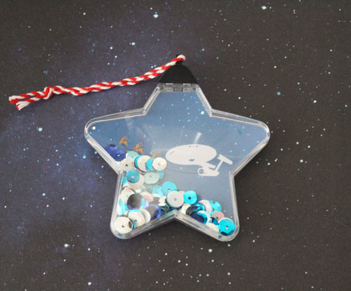 Star Trek Holiday Ornament
