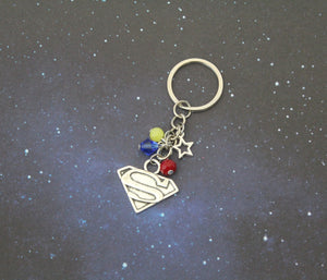 DC Superman Keychain