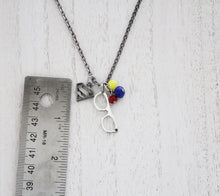 Clark Kent Superman Pendant Necklace