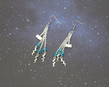 Thor Lightning Earrings