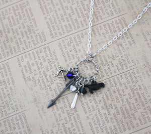 Vexahlia and Vaxildan Critical Role Necklace