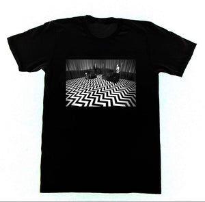 Twin Peaks Room David Lynch T SHIRT - Witchie Woo