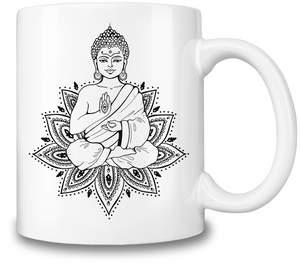 Buddha Coffee Mug - Witchie Woo