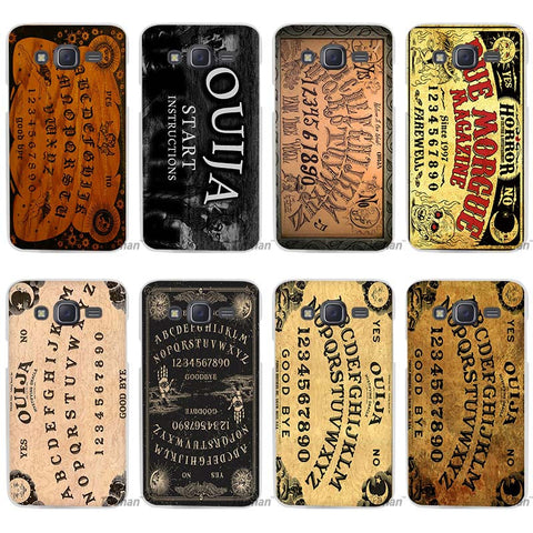 Ouija Board Case Cover for Samsung - Witchie Woo