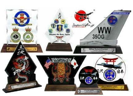 Crystal Plaques / Awards