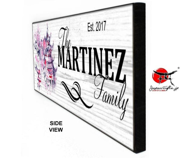 "23"" x 7"" Name Sign ""CUSTOMIZED"" TEST#97"