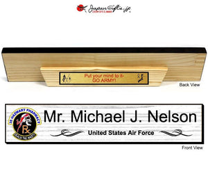 "3"" x 16"" Desk Name Display ""CUSTOMIZED"""