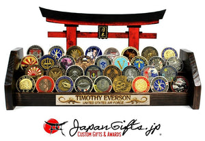 Coin Rack Torii/Burned Plate