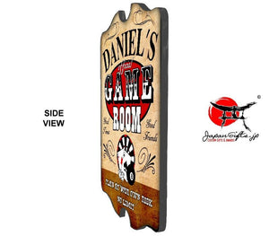 "(LARGE) 23"" x 15"" Western Bar Sign #BS-L2315-002"