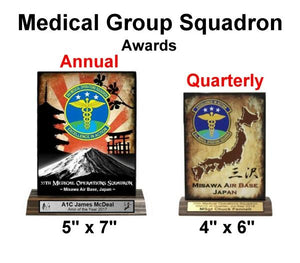 35th Medical Group Squadron Awards (4th Q2018 & Annuals 2018)
