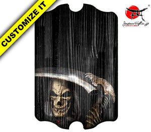 "(LARGE) 23"" x 15"" Bar Sign ""Reaper"" #BS-L2315-001"