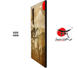 "Vertical 11"" x 17"" Wood Wall Plaque #WP-V1117-001"