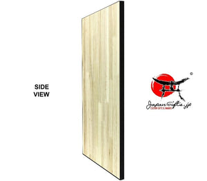 Vertical Wood Wall Plaque #WP-VSOPT-006