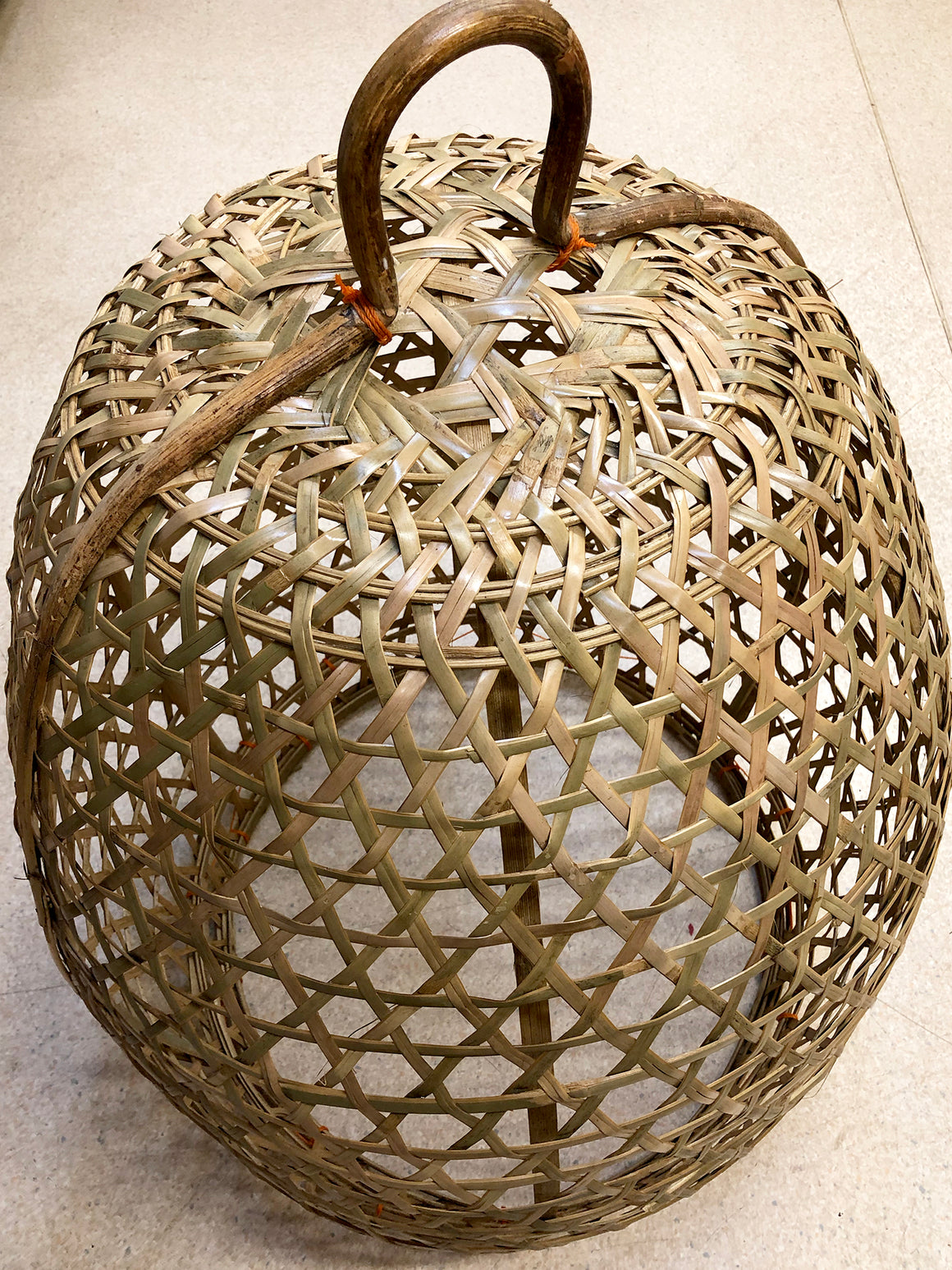 Balinese Chook basket