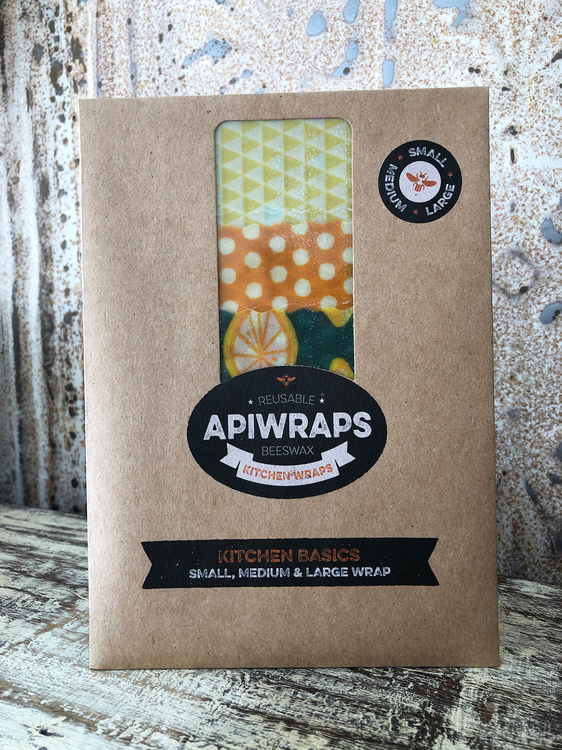Beeswax kitchen wraps