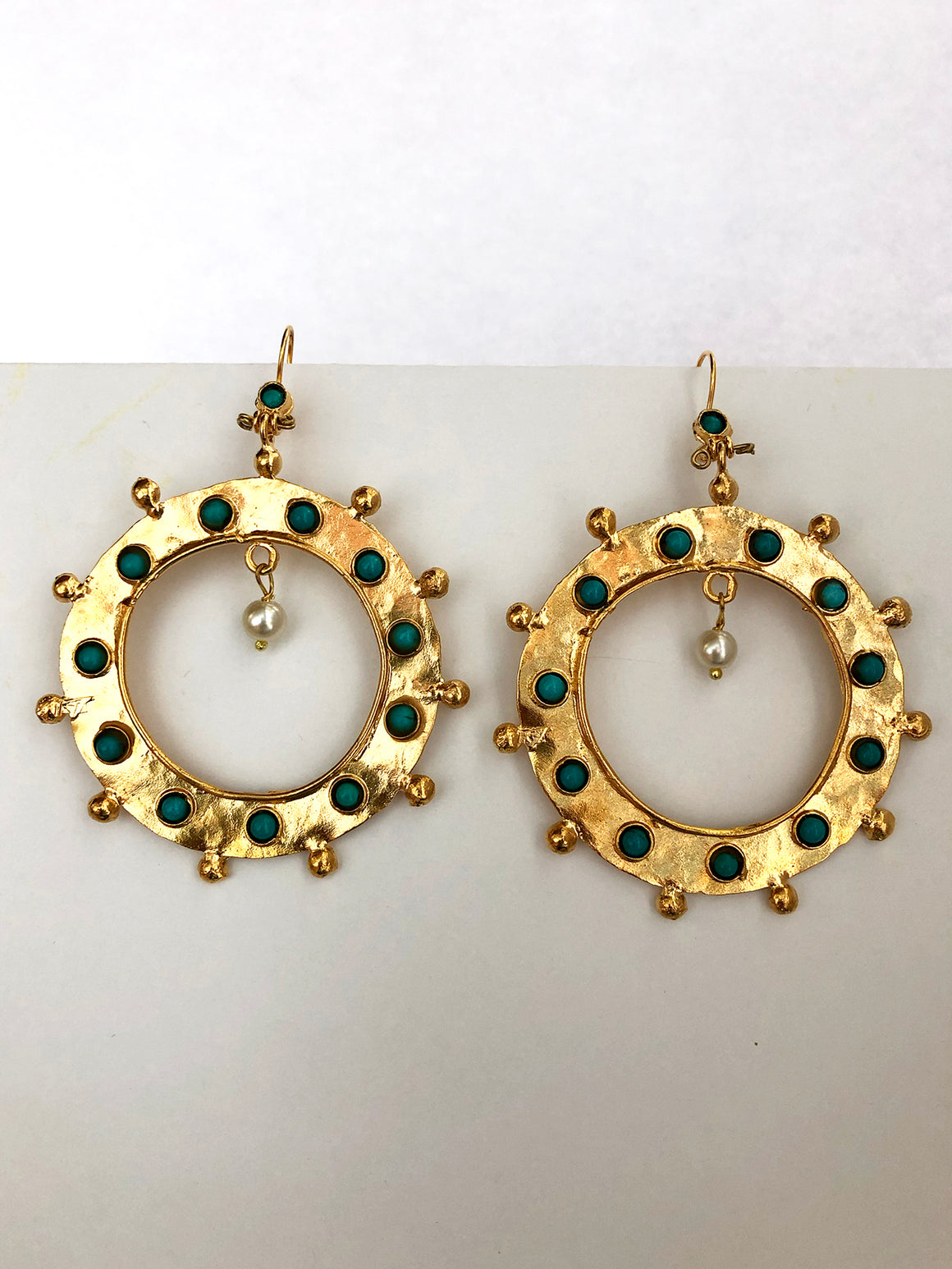 R & M Turkish earrings