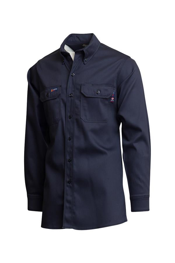 7oz. FR Uniform Shirts | 100% Cotton - www.lapco.com