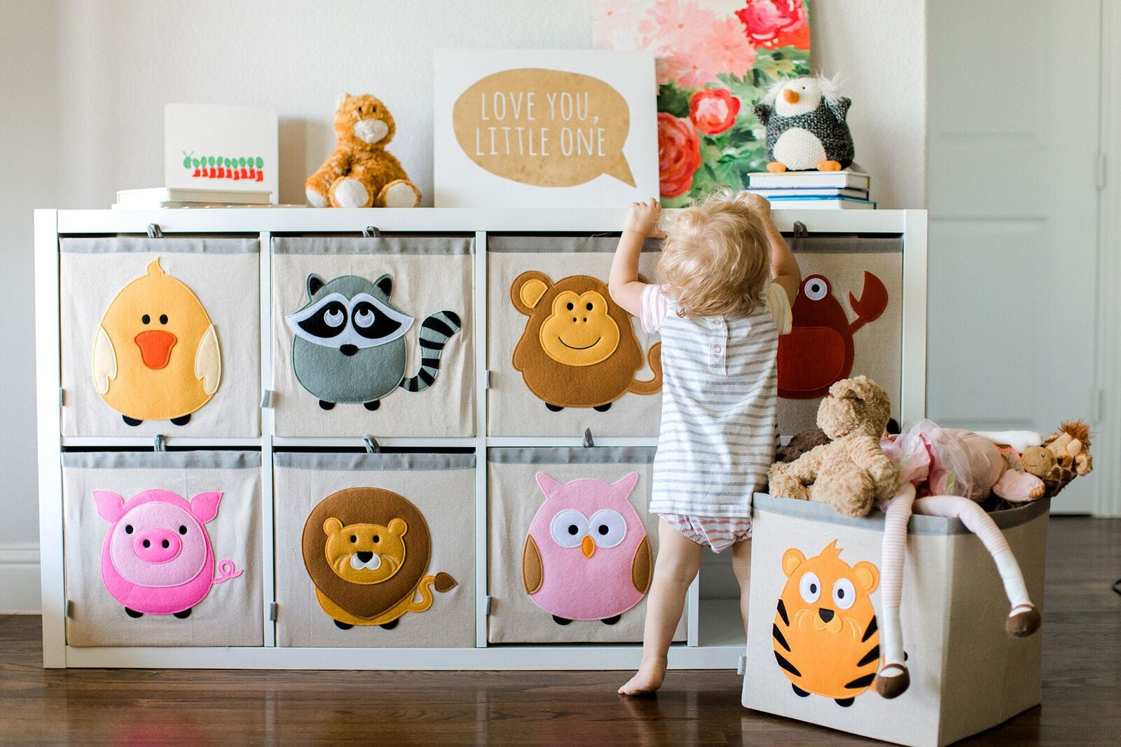 5 things to consider before you decorate your baby's nursery