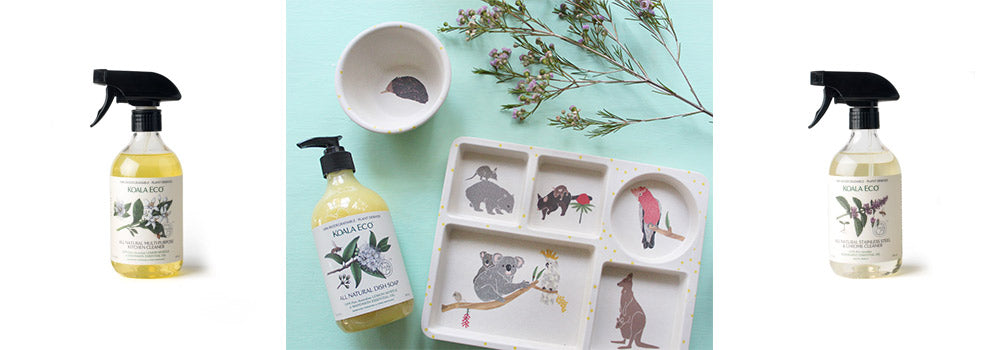 Koala Eco & Love Mae products