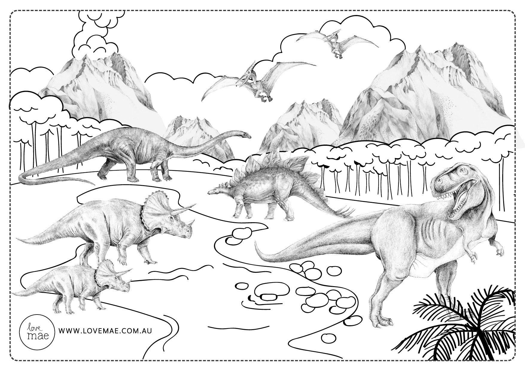 Love_Mae_Colouring_In_Dinosaur_Invasion