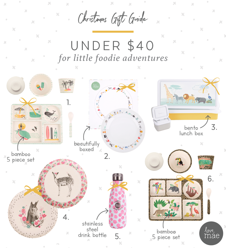 Love_Mae_Christmas_Gift_Guide_Kids_Eco_Dinnerware_Under40
