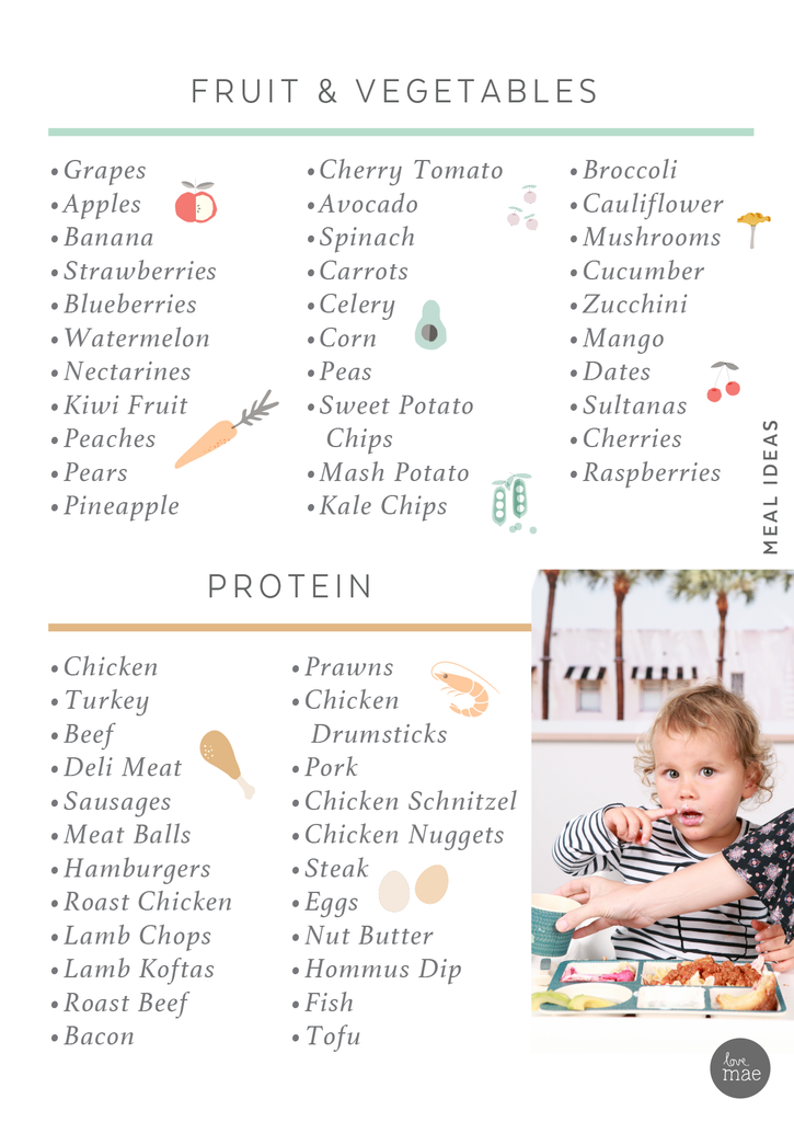 Love_Mae_Toddler_Kids_Meals_Finger_Foods_Bamboo_Dinnerware