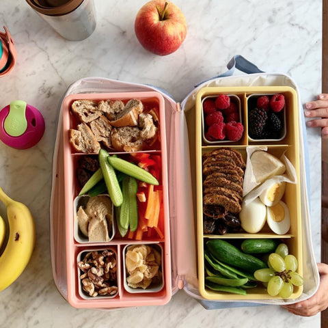 bento style lunch box