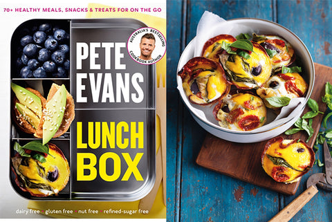 Pete_Evans_Lunchbox_Recipes_Salami_Olive_Muffins