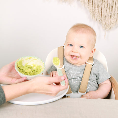 Bamboo Baby Feeding Sets - Solids for Baby