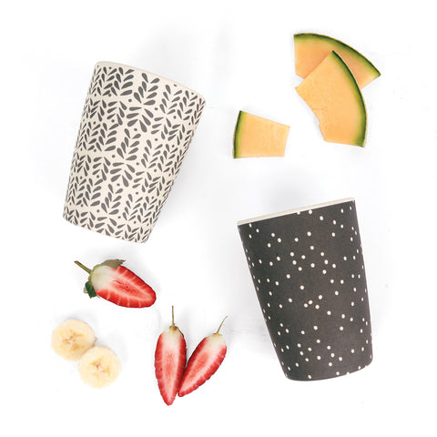 4pk Tumblers - Monochrome Mix