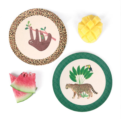 4pk Small Plates - Sloth and Jaguar