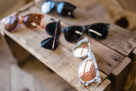 Blenders Sunglasses Now Available In-Store at Broker Leather Boot Boutique Downtown Decorah, Iowa