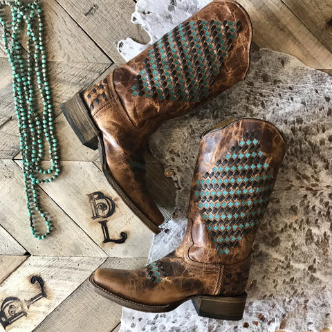SALEBARN Boots & Moccs at Broker Leather ➶ a boho cowgirl boot boutique in Decorah, Iowa.➴ Always Free Shipping & Free Gift Wrap upon request.