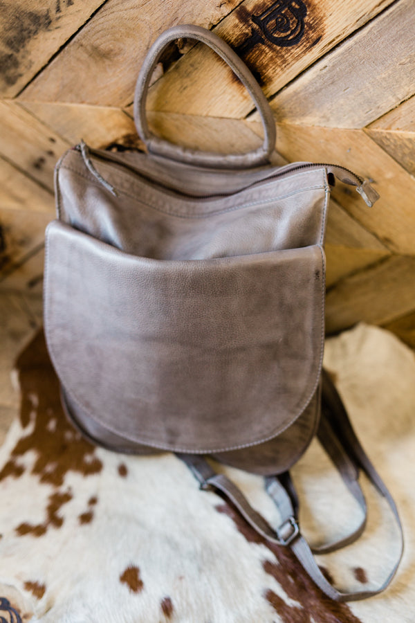 Dover Backpack [Grey]