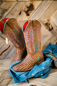 Macie Bean Crazy Train Boots