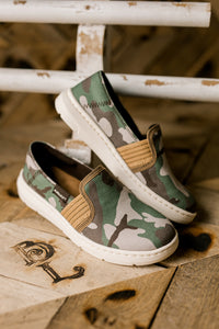 Ariat Ryder Slip-Ons [Camo] |SALE|