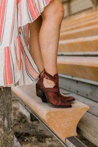 Miss Macie I Dare You Boots |SALE|