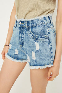 Styx Denim Shorts
