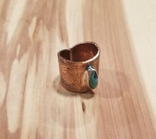Bennie Copper Ring