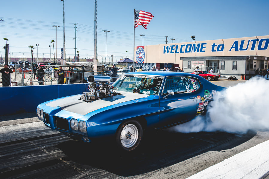 Visual Blog #5 DragRacingNationals 2018 Part 1 from Fontana, Ca