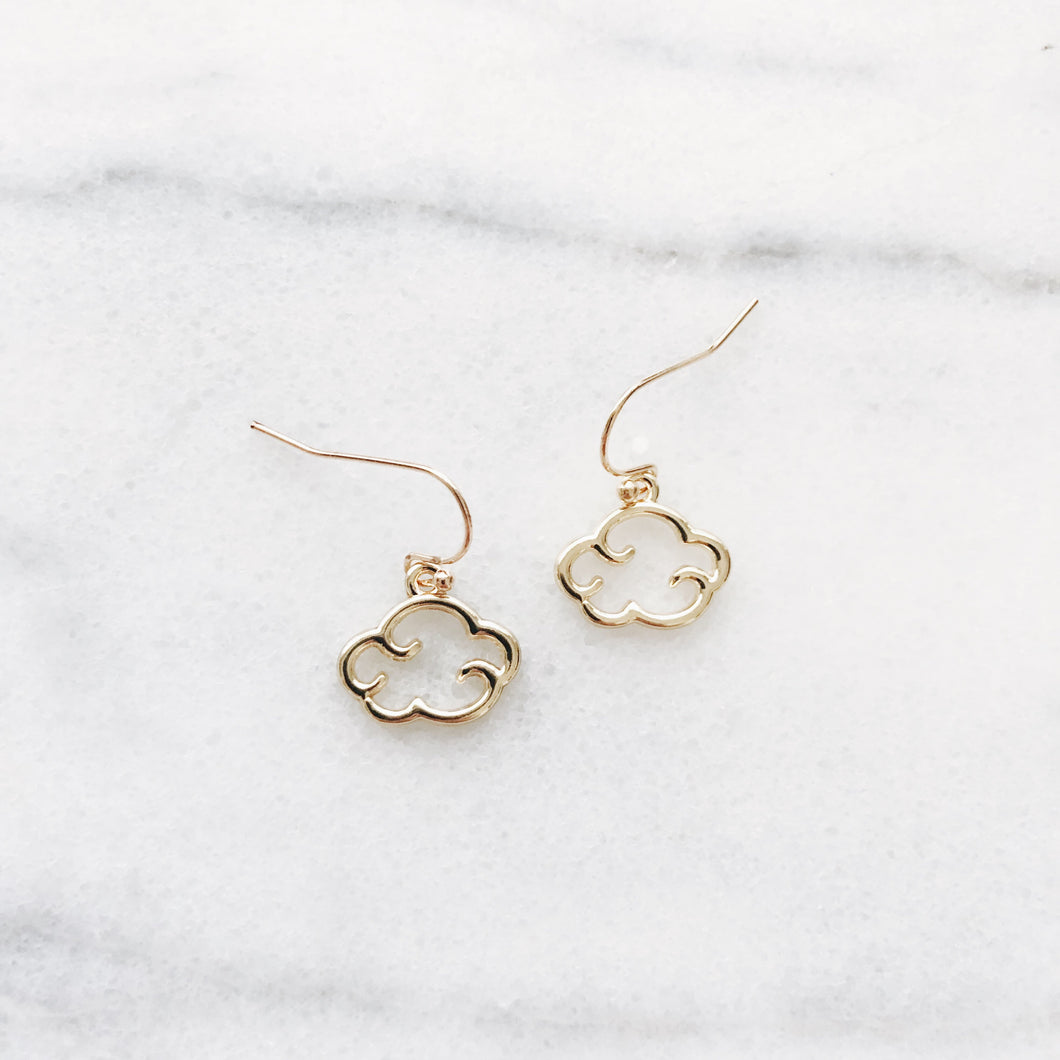Head in the Clouds Earrings - Sun & Co.
