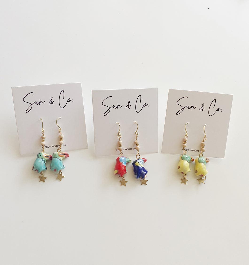 Soldrop Earrings