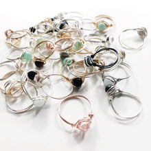 Load image into Gallery viewer, Mystery Wire Wrapped Ring - Sun & Co.
