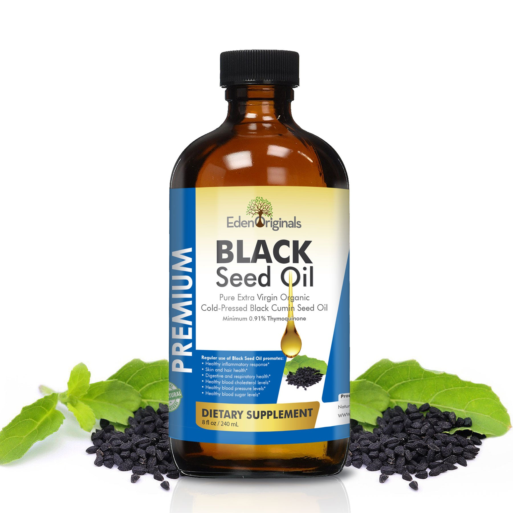 The Blessed Blackseed Oil