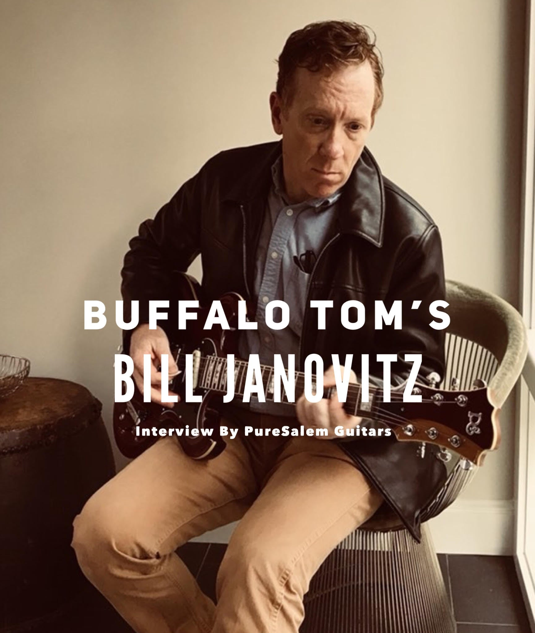 Bill Janovitz of Buffalo Tom