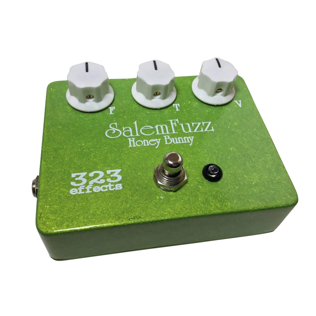 Fuzz Pedals Honey Bunny