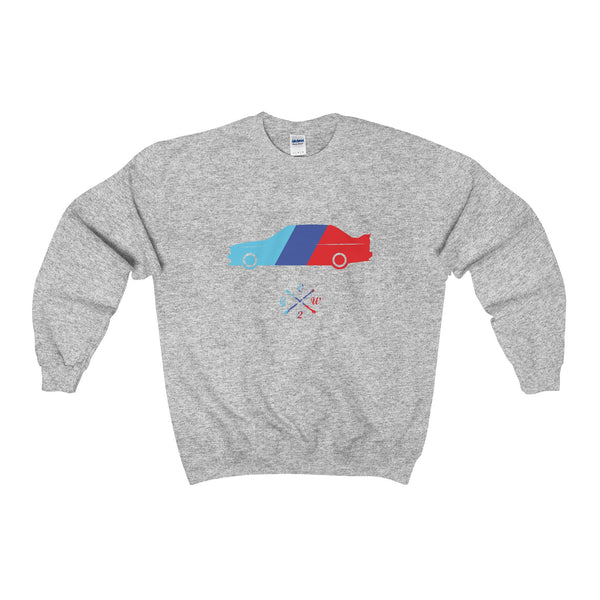 2002GW E30M3 Stripes Sweatshirt